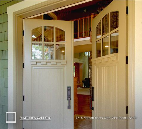 26 Best Craftsman Doors And Windows Images On Pinterest Entrance
