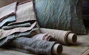 linnen stoffen Puylaert
