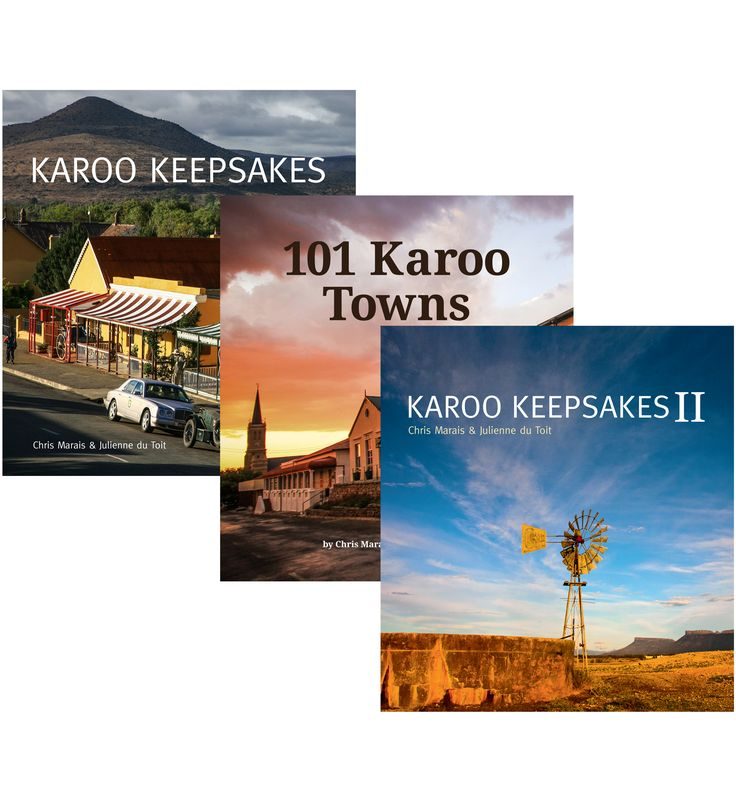Karoo Space Ebook Special: three classic Karoo Ebooks (normally priced at R150 each) for the price of two: R300. Your journey with Karoo Space has just begun.
