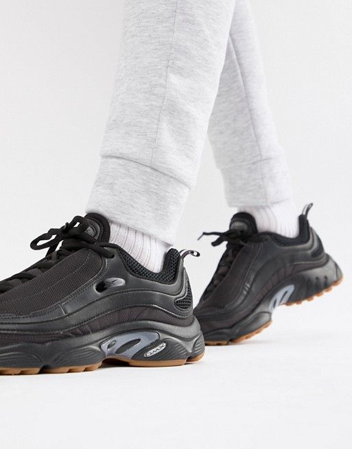 reputable site bb66e b2392 Reebok Daytona DMX In Black CN8395 Sneakers Nike, Reebok, Nike Air Max,  Träningsskor