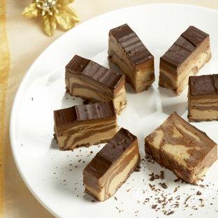 Domaci nugat s cokoladovou polevou