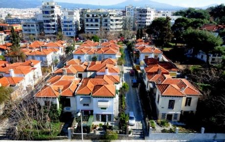 Συνοικία Ουζιέλ : η συνοικία μιας άλλης εποχής στο κέντρο της Θεσσαλονίκης
