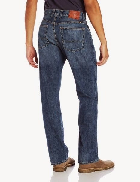 Lucky Brand Men's 181 Relaxed Straight-Leg Jean in Dellwood