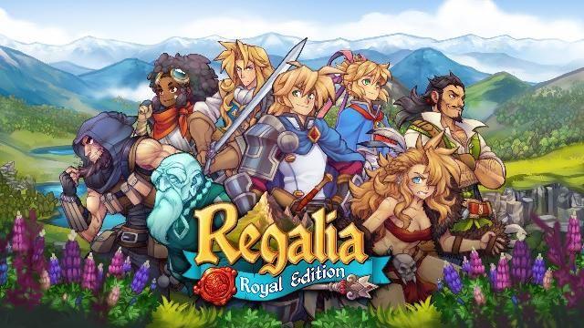 ICYMI: Regalia Of Men and Monarchs - Royal Edition