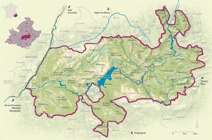 Parc naturel régional du Verdon   Une autre vie s'invente ici