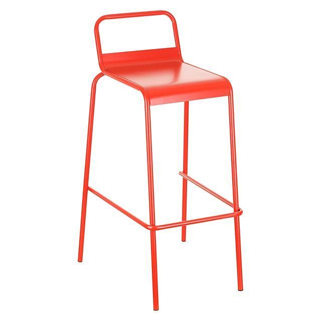 Zanui Sterling Red Bar Stool  sc 1 st  Pinterest & Best 25+ Red bar stools ideas on Pinterest | Retro bar stools ... islam-shia.org