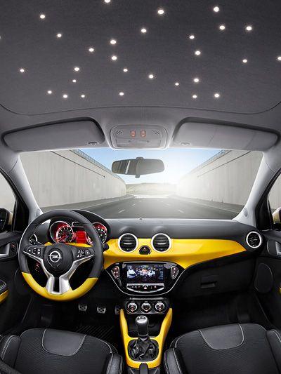 Opel Adam Interieur http://www.autorevue.at/aktuell/opel-adam-glam-jam-slam-kleinwagen-eisenach-russelsheim-news.html