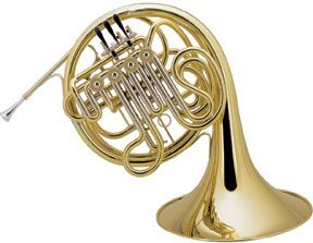 Image of Amati AHR345H-O Double French Horn