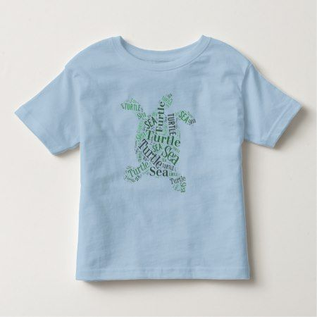 Sea Turtle Kids T-Shirts - click to get yours right now!