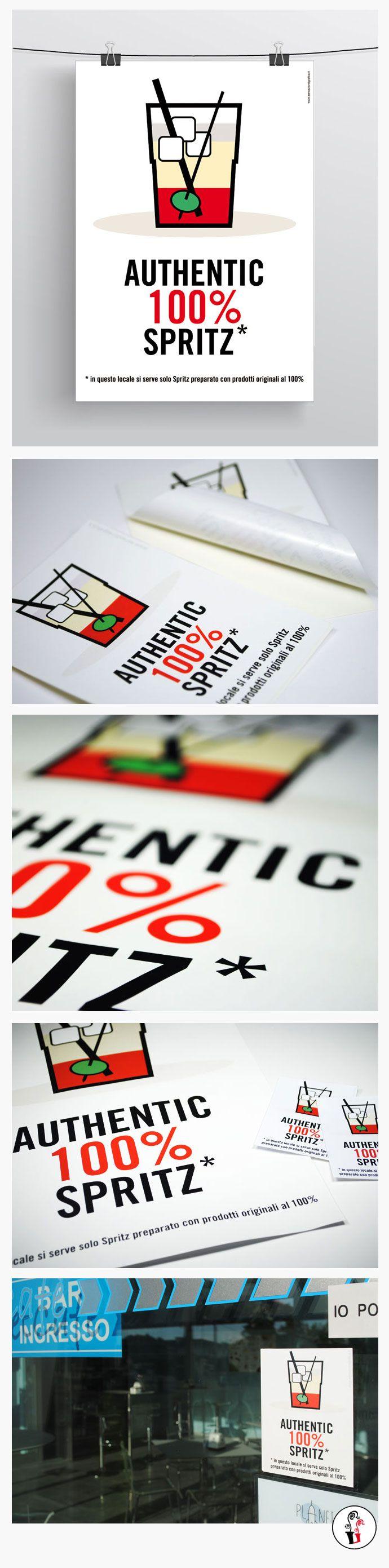 Authentic 100% Spritz Campaign