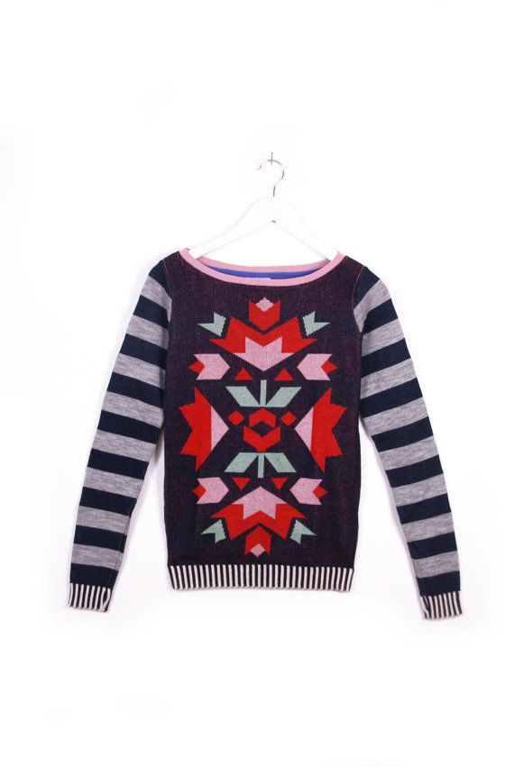 Port of Amsterdam Sweater by sheilacouture on Etsy, $98.00