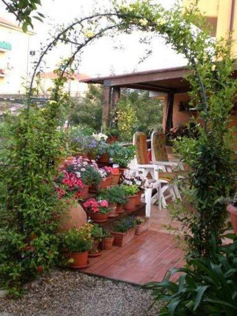 Arco in ferro battuto per giardino zp36 regardsdefemmes for Rose da giardino