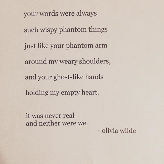 'and neither were we' <3