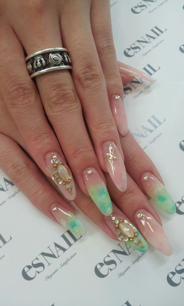 The 163 best Nail art inspiration images on Pinterest | Nail design ...