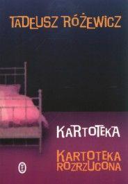 Kartoteka. Kartoteka rozrzucona - jedynie 25,03zł w matras.pl