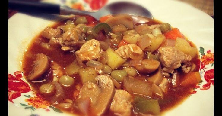 Pork Mechado Recipe, made easy! Try this one here!