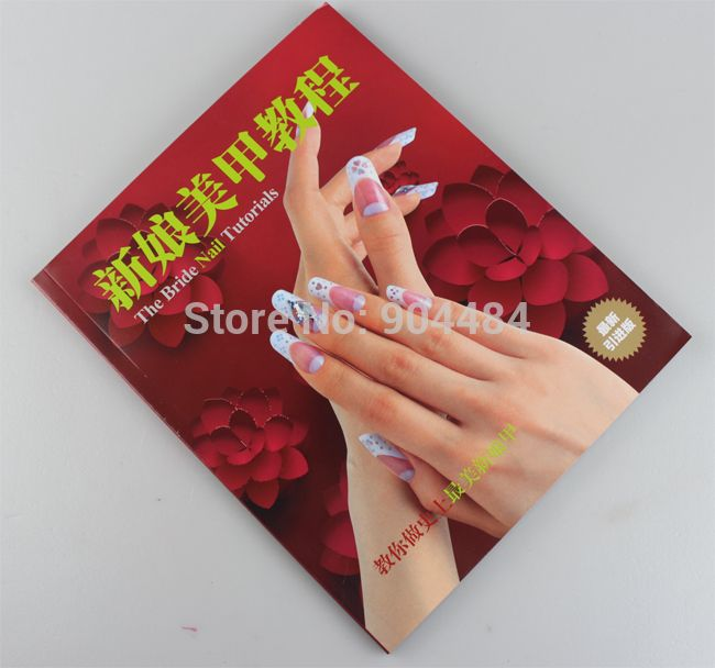 Cheap nails gel uv light, Buy Quality nail primer acrylic nails directly from China nail shape Suppliers: Nail Nails Beauty Salon Equipment Art Book Tools UV Gel Polish Display Show Manicure Full Colors Ongle Nagels Magazine Books 712
