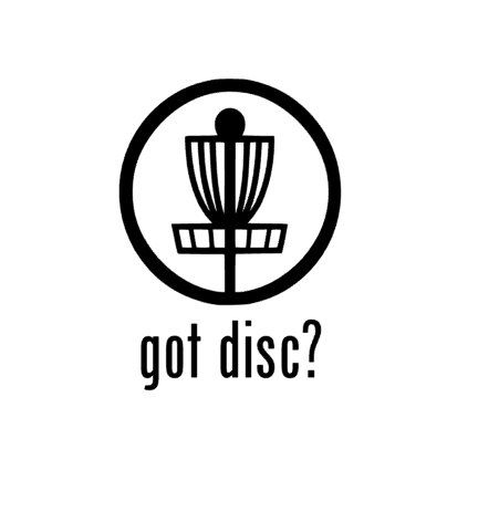 Made from premium outdoor vinyl this is a must have for any disc golf enthusiast