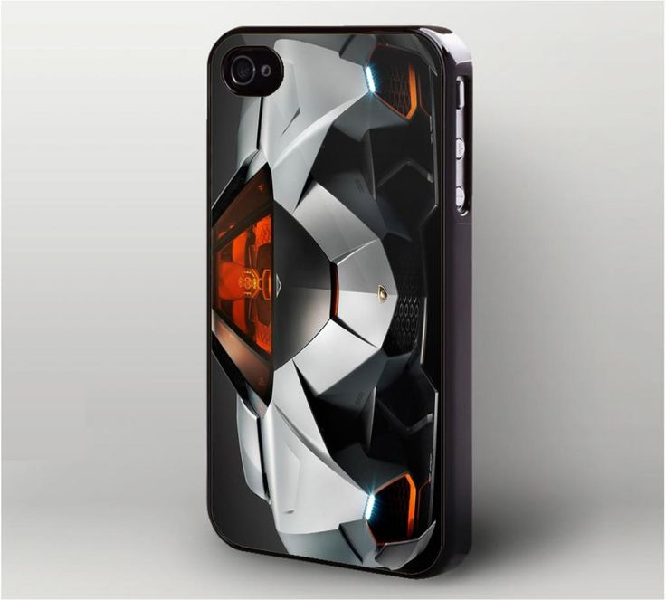 Lamborghini Egoista 2013 iPhone 4 Case, iPhone 4s