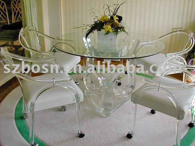 Clear Acrylic Table And Chair, Learn About Clear Acrylic Table And Chair  Product Details, Pictures In Coffee Tables From Ningbo WEDAC Point Of Sale  Display ... Part 45