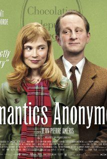 Romantics Anonymous (2010): The laughs started within the first 30 seconds of the film, and they never really let up. The writing was simple and funny, the timing and editing crucially accurate, and the overall film sweet and joyful. And there's chocolate -- good chocolate. It's a great date movie or Valentine's offering without being too sickly sweet or offering a forced star-crossed storyllne.