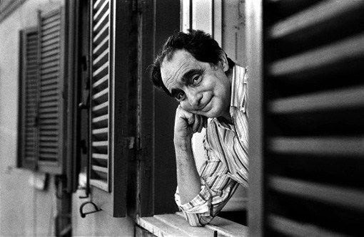 """Italo Calvino, """"      La vita di una persona consiste in un insieme di avvenimenti di cui l'ultimo potrebbe anche cambiare il senso di tutto l'insieme."""""""