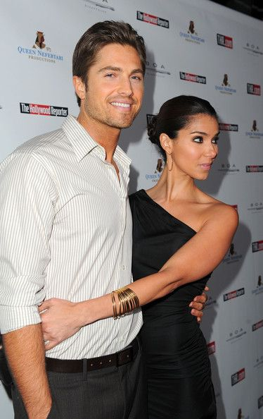 Roselyn Sanchez and Eric Winters