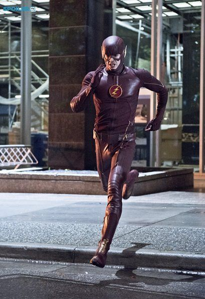 """#TheFlash 1x10 """"Revenge of the Rogues"""" - Barry/The Flash"""
