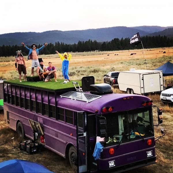 School Bus Conversion Resources - thelovebus's Album: The Love Bus - Picture