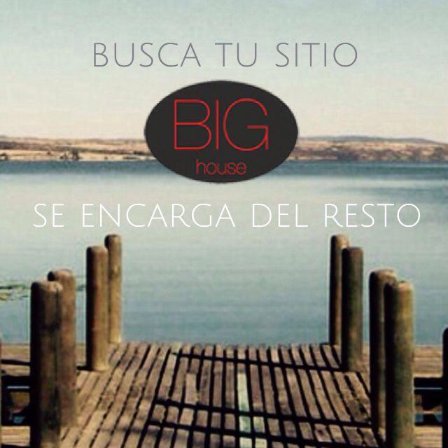 Más información en: www.bighousespa.cl
