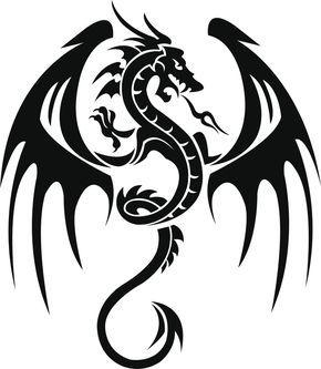 Ms de 25 ideas increbles sobre Tatuajes de dragn celta en