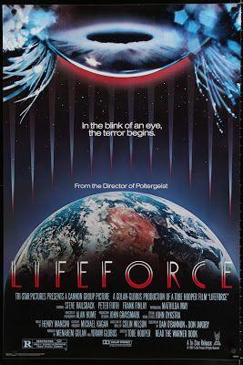 The Other Side blog: October Horror Movie Challenge: Lifeforce (1985)