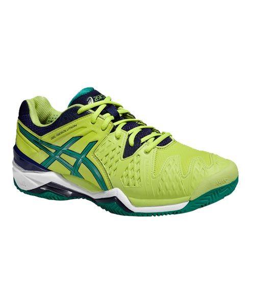 Zapatillas fabricadas por la famosa firma de calzado para pádel Asics.Unas zapatillas de pádel para hombre,polivalentes y perfectas para jugadores profesionales