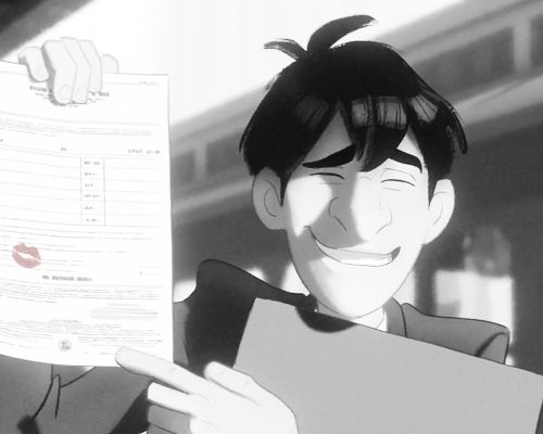 Image result for paperman george