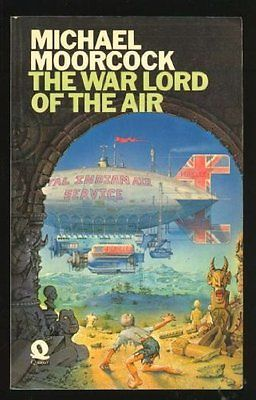 94 best sci fi images on pinterest science fiction sci fi and the warlord of the air by moorcock michael paperback book the cheap fast free fandeluxe Image collections