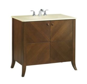 "View the Kohler K-2491 36"" Vanity Cabinet Only at FaucetDirect.com."