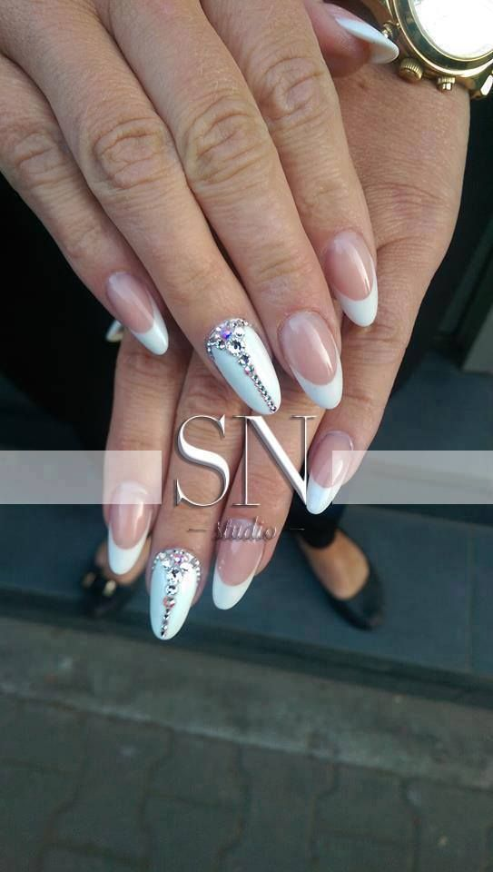 #white #swarovski