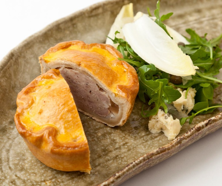 Christmas isn't all about the big roast dinners. Are you prepared for parties & Boxing Day snacks yet? Paul Foster gives the humble pork pie a gourmet makeover www.greatbritishchefs.com/recipes/pork-pie-recipe Serve with a Stilton salad to use up any leftover cheese