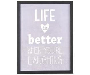 Hayat Sen Güldüğünde Daha Güzel Tabela