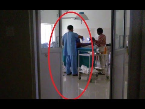 SCARY REAL GHOST IN Postmortem Room !! UNEXPLAINED HORROR GHOST VIDEOS - YouTube