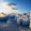 Ice garden #nightcircus: Ice Castles, Garden Nightcircus, Ice Garden, Night Circus