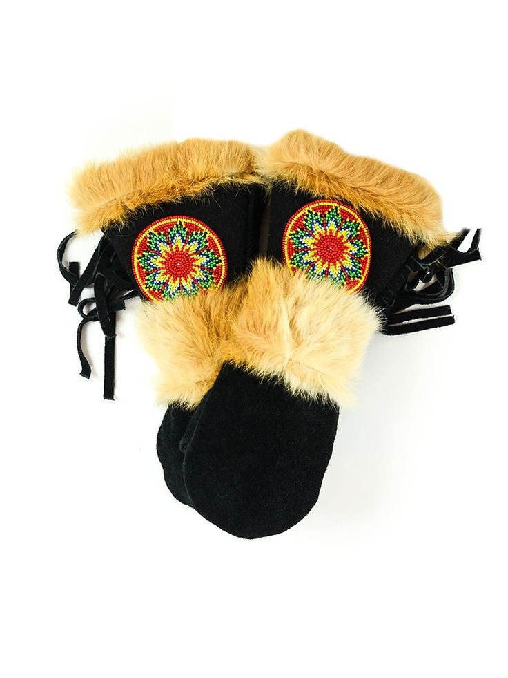<br><b>DESCRIPTION:</b><br>Keep your kids warm in the Astis Mittens Kids' Galzigbahn. <br><br> <b>FEATURES:</b><li>Hand stitched beadwork on gauntlet</li><li>Hand sewn</li><li>High quality suede leather</li><li>Polartec Thermal Pro High Loft Insulation</li><li>Injected with silicon for waterproofing</li><li>Made in the USA</li>    ...