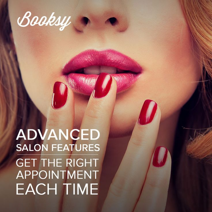 Want to have the best treatment every time You visit the nail salon? Check out Booksy and let Your nail salon know how appointments are made easy! :) Want to learn more? Visit our website booksy.net or download the free app from your store!