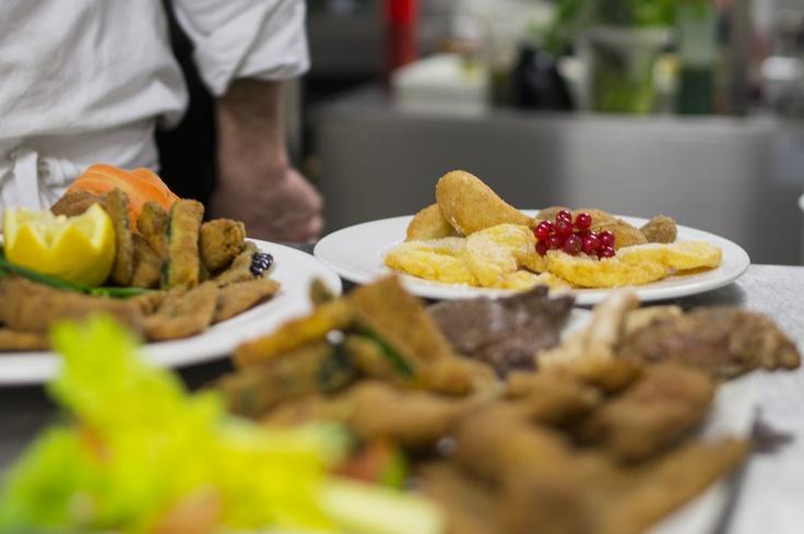 Fritto misto alla Piemontese -  #Torino #food #piemontese