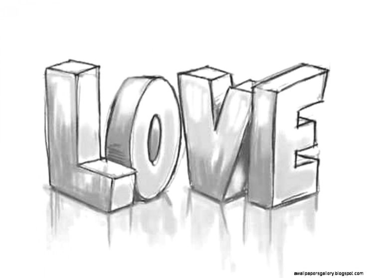 Cute Drawings To Draw For Your Boyfriend Tumblr Wallpapers Gallery Cute Drawings Of Love