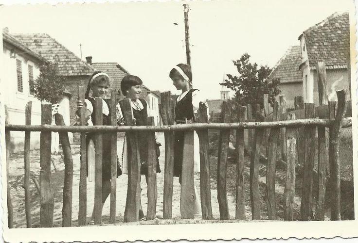 Young Romanian Girls Talking
