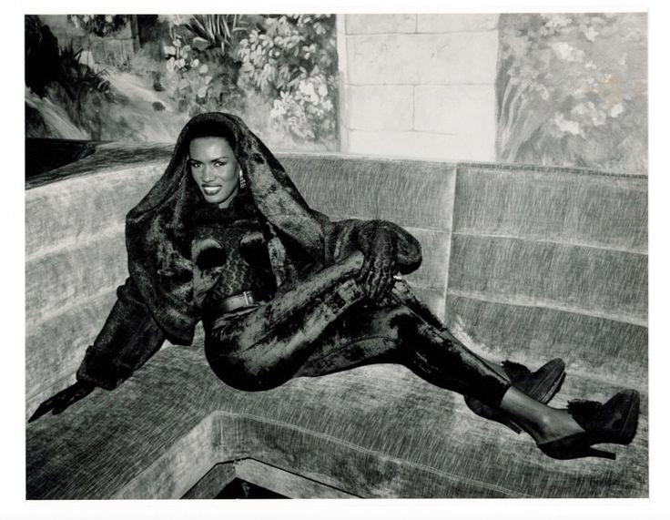 Grace Jones: Master Of Her Own Destiny | SUNBELZ