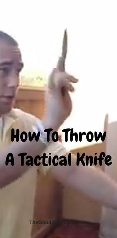 Self Defense Tips-The following video demonstrates a new concept in tactical knife throwing. You can put a lot of power into this throw. Once you learn this method you will be able to throw a butter knife and make it stick. http://www.thegoodsurvivalist.com/heres-a-totally-different-way-to-throw-a-tatical-knife-once-you-learn-this-youll-be-able-to-throw-a-butter-knife-and-make-it-stick/