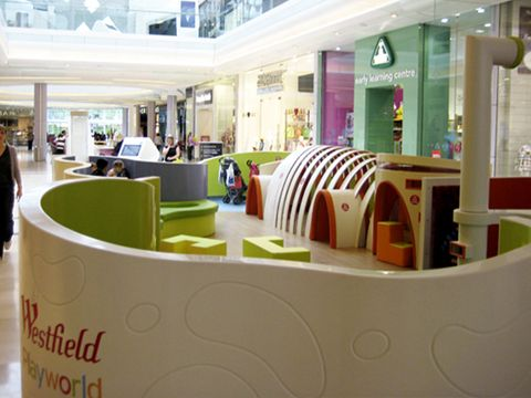 zpz partners _ area per linfanzia westfield londra spaces created for kids pinterest