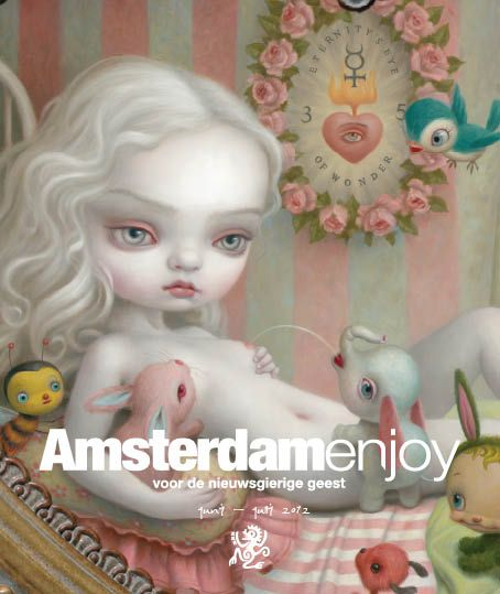 Cover juni - juli 2012. Mark Ryden